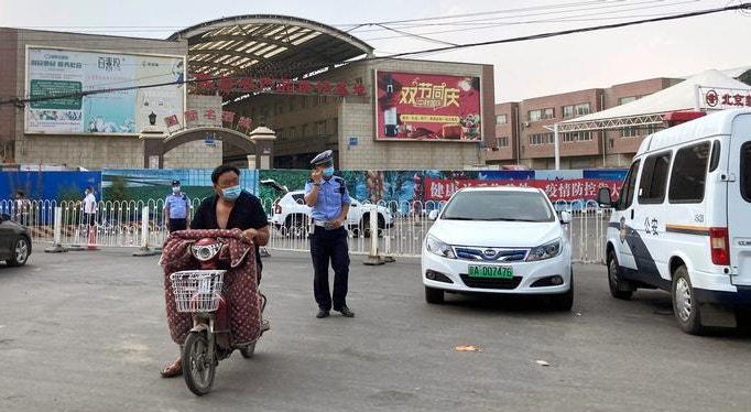 A China parece viver dias de alívio face ao novo coroanvírus