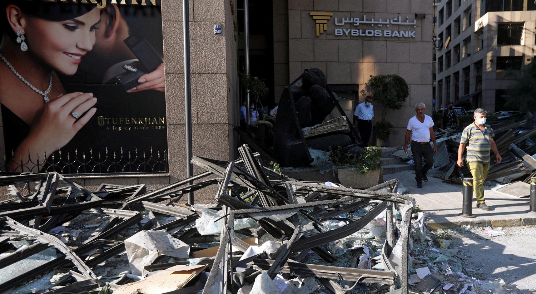 Mohamed Azakir - Reuters
