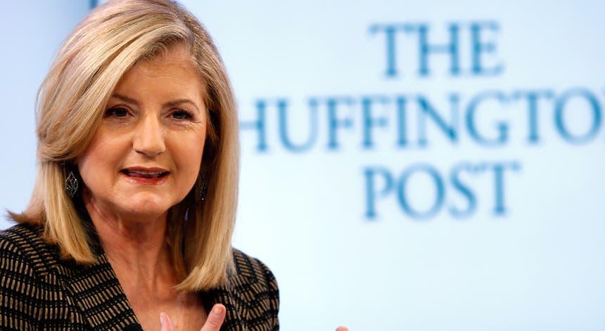 """Arianna Huffington é autora do livro, """"A Revolução do Sono"""". Foto: Denis Balibouse - Reuters."""