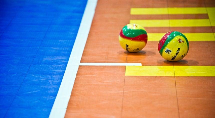 e4e9f22046 Ana Catarina Pereira e Fifó nomeadas para melhores do mundo no futsal