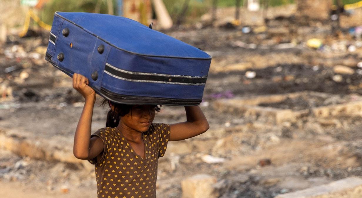 Refugiado Rohingya | Danish Siddiqui -Reuters