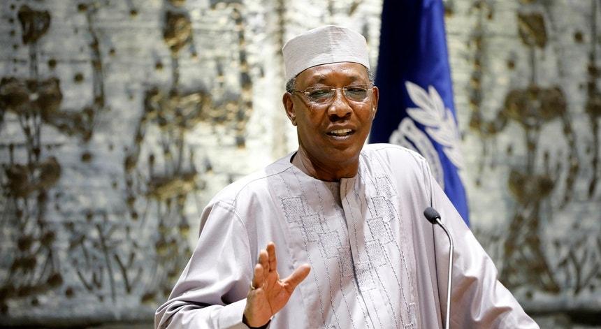 Idriss Déby Itno faleceu de ferimentos na luta contra rebeldes