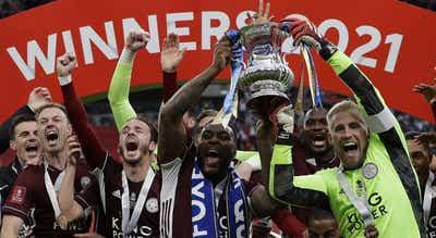 Leicester conquista pela primeira vez a Taça de Inglaterra