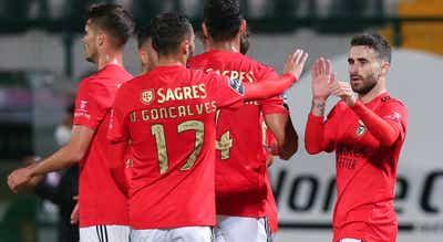 Rafa ausente dos convocados do Benfica para a deslocação à Madeira