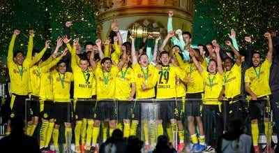 Borussia Dortmund vence Leipzig e conquista Taça da Alemanha