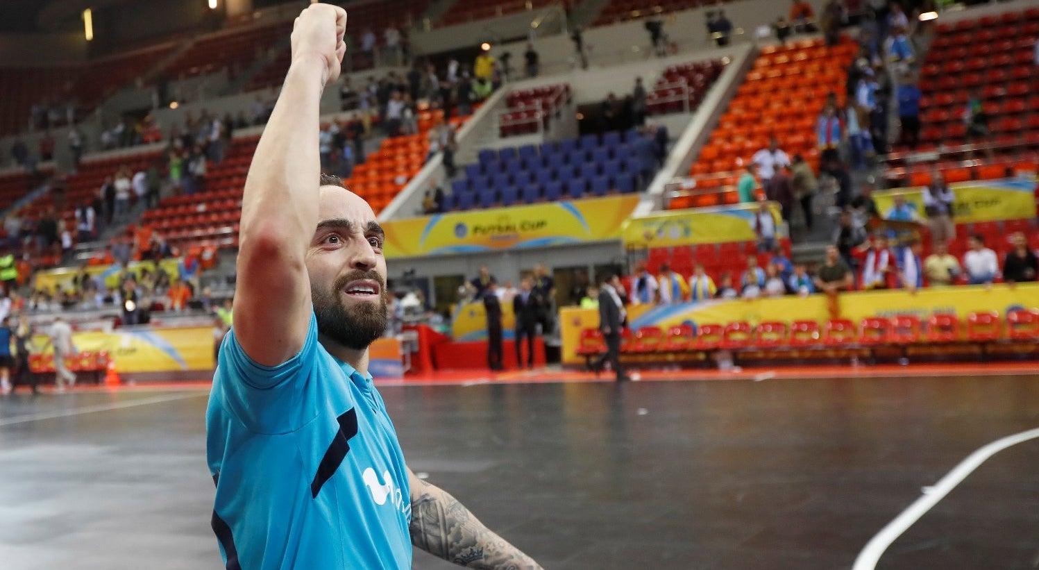 Resultado de imagem para Futsal: Ricardinho vai reforçar a equipa do Sporting CP