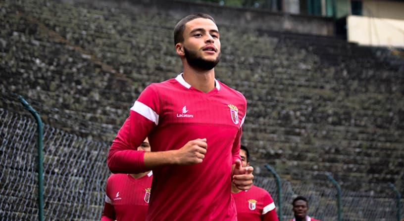 O defesa Bruno Wilson transferiu-se do Sporting de Braga para o Tondela