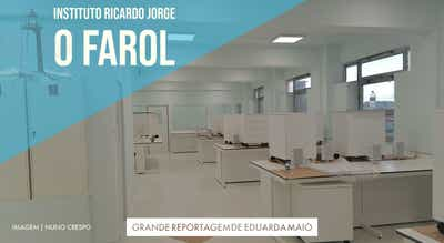 Grande Reportagem Antena1: Instituto Ricardo Jorge - O Farol