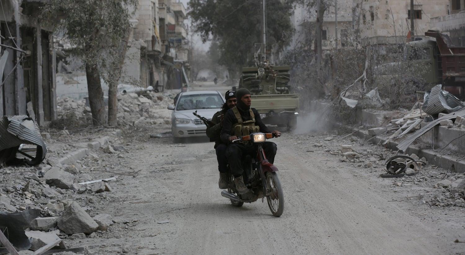 LafargeHolcim admite financiamento a grupos armados na Síria
