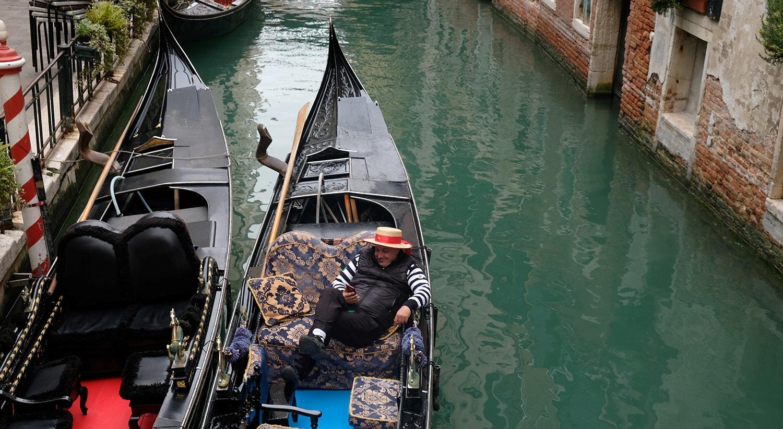 Veneza /Manuel Silvestri - Reuters