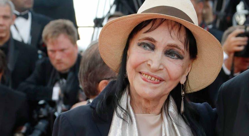Resultado de imagem para Morreu a atriz Anna Karina, ícone da Nouvelle Vague francesa