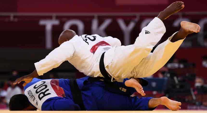 Jorge Fonseca voou para o bronze