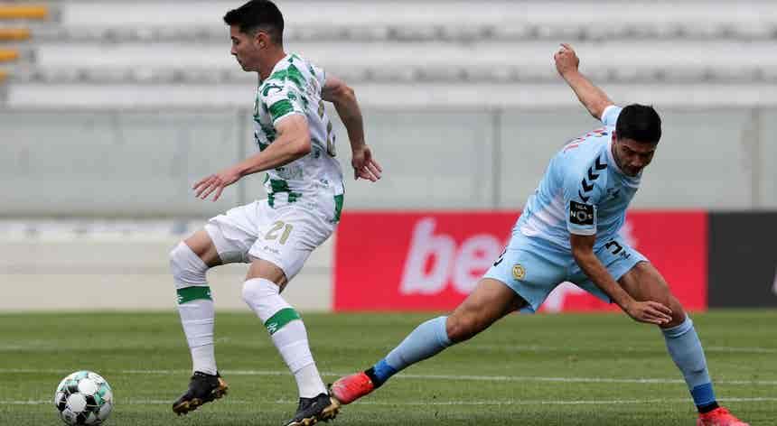 I Liga. Moreirense FC - CD Nacional