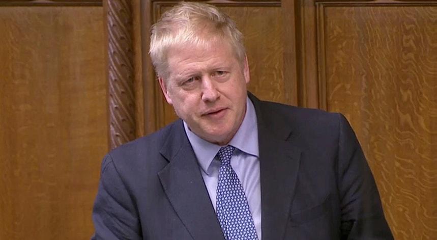 Boris Johnson venceu as eleições legislativas no Reino Unido