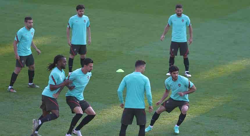 """Euro2020. Portugal joga por um lugar nos """"oitavos"""" frente à França"""