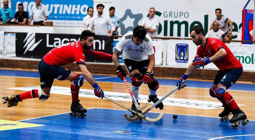 Oliveirense vence Benfica e conquista Taça de Portugal de hóquei em patins