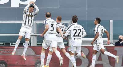 Juventus impõe-se ao Inter com golo de Ronaldo e mantém-se na luta pelo ?top-4?