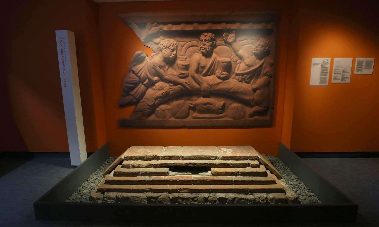 Poço de Cortes. Necrópole romana
