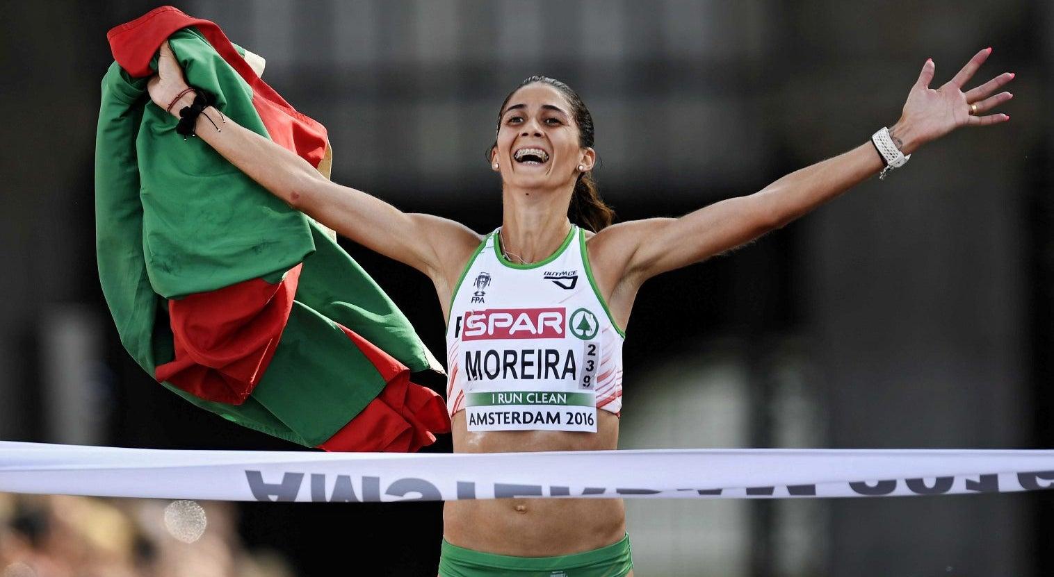 Santo Tirso presta homenagem à atleta Sara Moreira