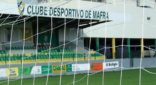 O Mafra atingiu o futebol profissional alguns anos depois de revelar esse desejo