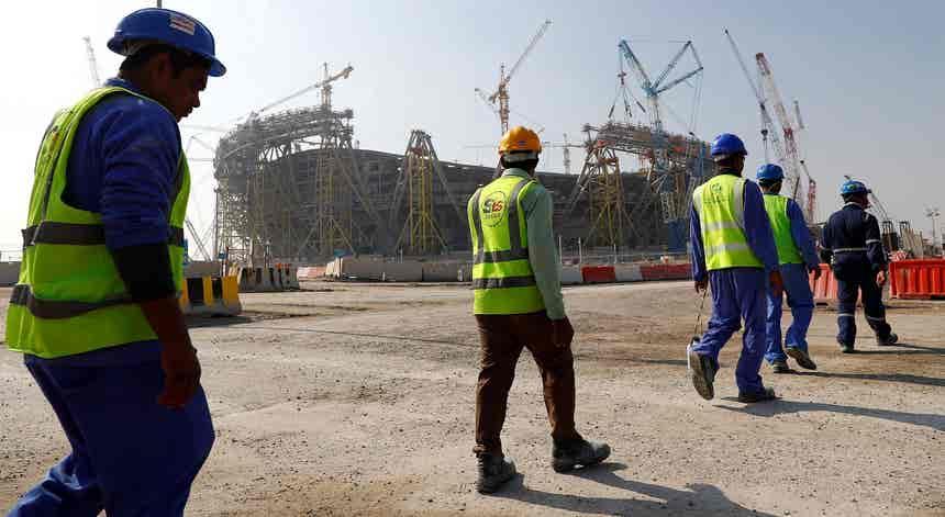 Catar. Um dos países mais ricos do mundo vai organizar o Mundial 2022