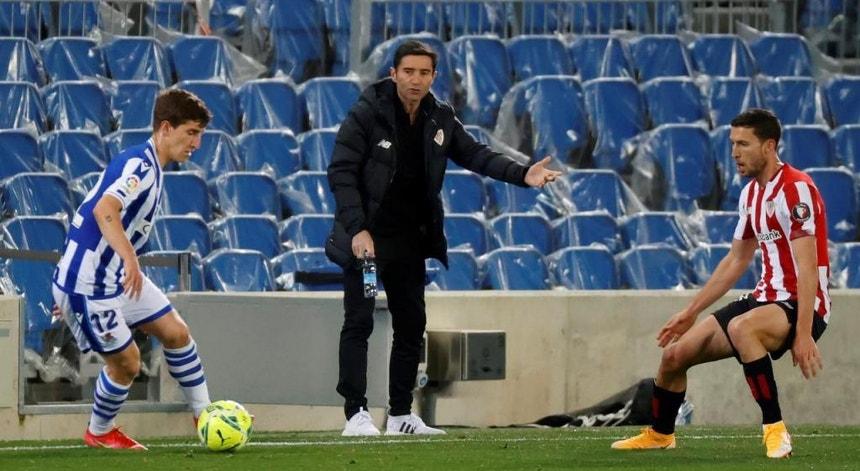 Os rivais bascos não conseguiram desatar o empate