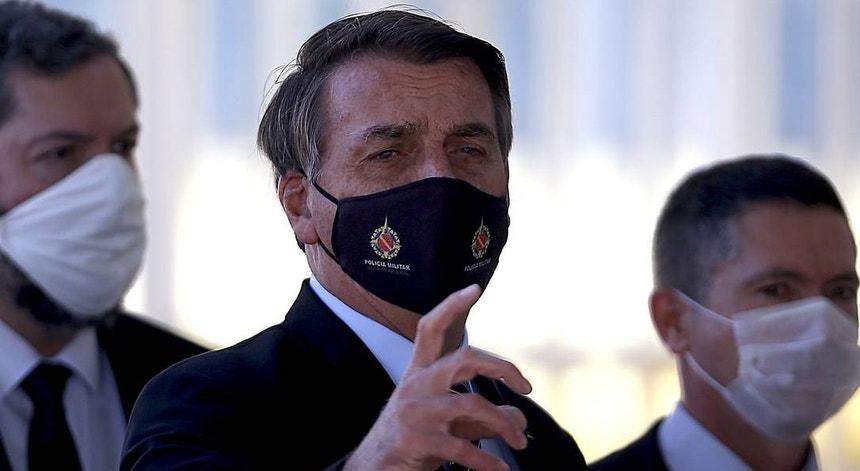 Desta vez Bolsonaro disse que o medo mata mais que o vírus