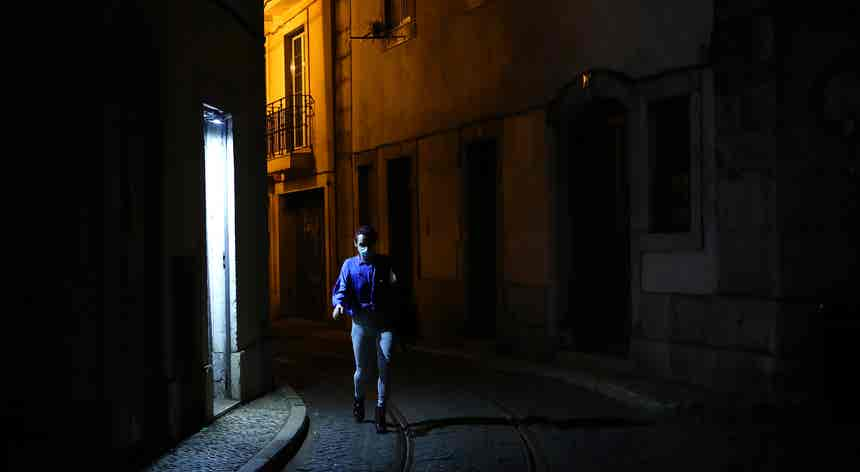 Portugal entra em novo período de estado de emergência