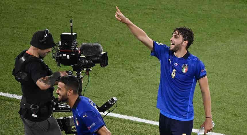Euro2020. Itália - Suíça
