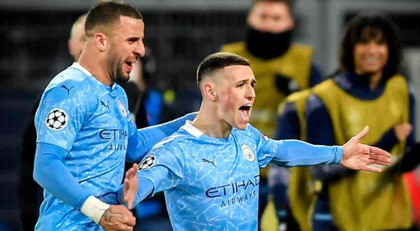 Liga dos Campeões. Manchester City e Real Madrid seguem para as meias-finais