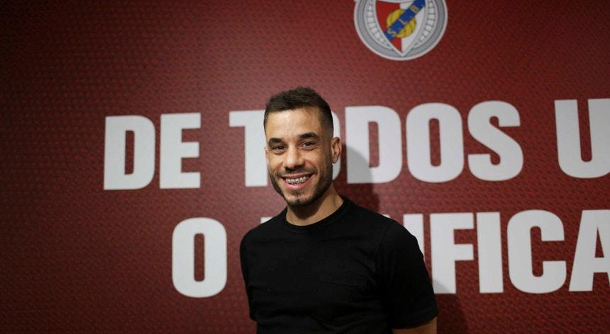 André Sousa trocou o Sporting pelo Benfica