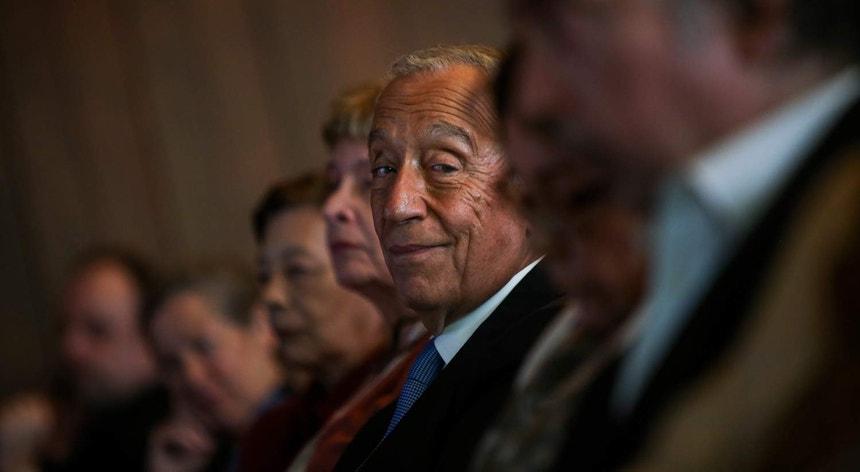 É entre as mulheres e a população com mais de 65 anos que o Presidente da República recolhe mais aprovação