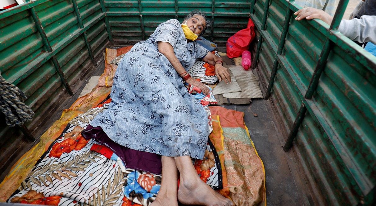 Ahmedabad | Amit Dave - Reuters