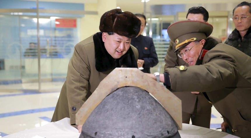 Desde o dia 3 de setembro que Pyongyang não realiza testes nucleares