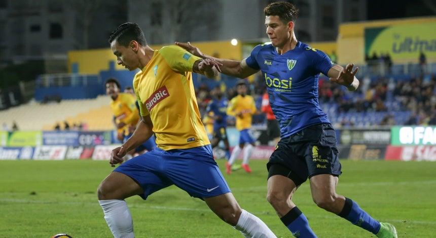 81ed675f0ad4e Vitória de Guimarães garante defesa Osorio - 1.ª Liga - Desporto ...