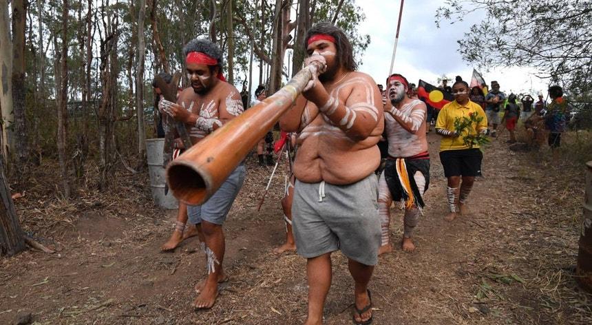 Os australianos aborígenes vão ser indemnizados por um erro histórico