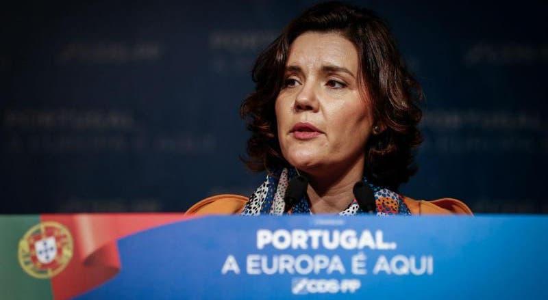 Assunção Cristas apelou á mobilização dos portugueses para votarem nas eleições europeias de maio