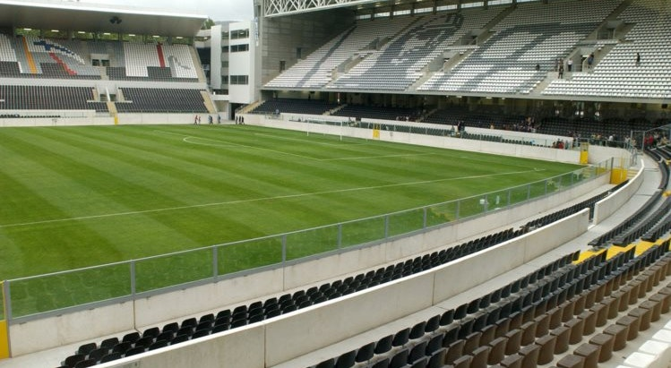 O cenário está pronto para receber o último jogo da 32.ª jornada da I Liga