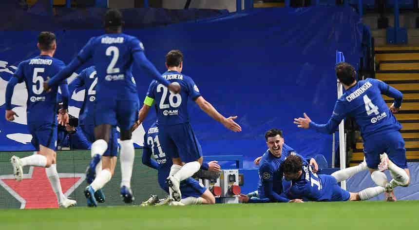 Liga dos Campeões. Chelsea afasta Real Madrid e defronta Manchester City na final
