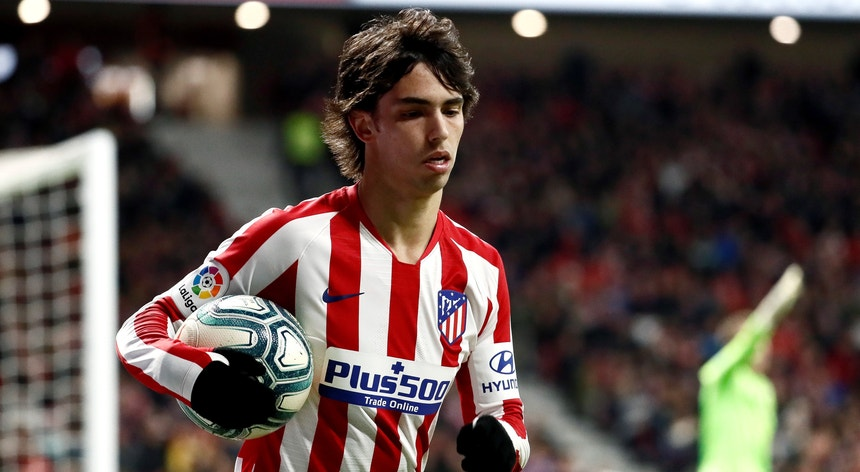João Félix pode ser o mais jovem português a erguer a Taça da Liga dos Campeões