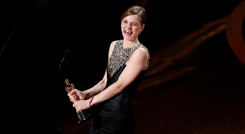 """Hildur Guðnadóttir recebeu o Óscar de Melhor Banda Sonora Original no filme """"Joker"""" / Mario Anzuoni - Reuters"""
