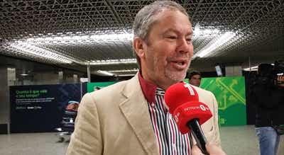 Carlos Pereira renuncia à SAD do Marítimo