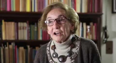 Maria Helena Mira Mateus morreu aos 88 anos