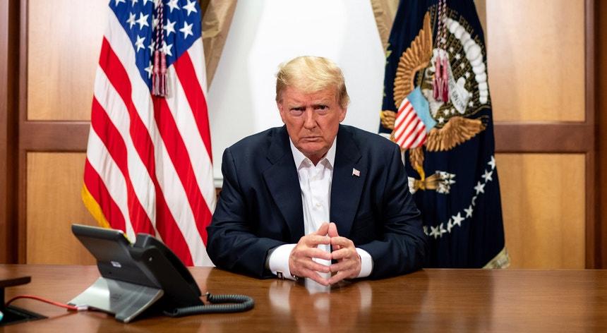 Trump muda de advogados para tentar travar o seu processo de destituição