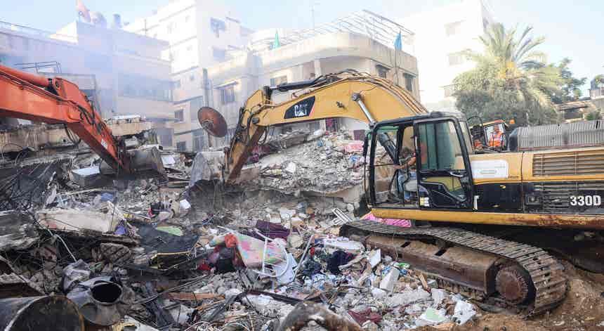 Israel diz ter atingido casa do principal líder do Hamas em Gaza