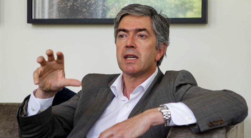 Presidente da Turismo do Centro, Pedro Machado