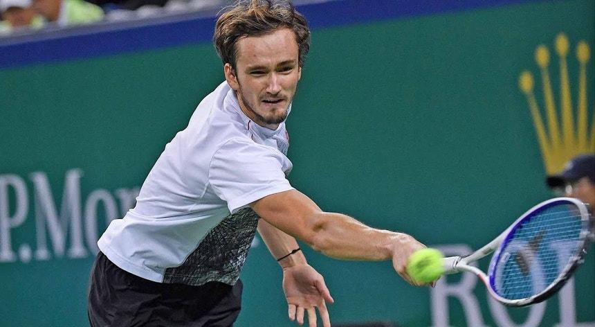 Medvedev foi eliminado em Indian Wells