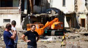 Alemanha. Regiões atingidas pelas cheias tardam a recuperar