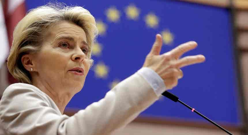 Apoios europeus. Primeira tranche de 3000 milhões de euros chega esta terça-feira a Portugal