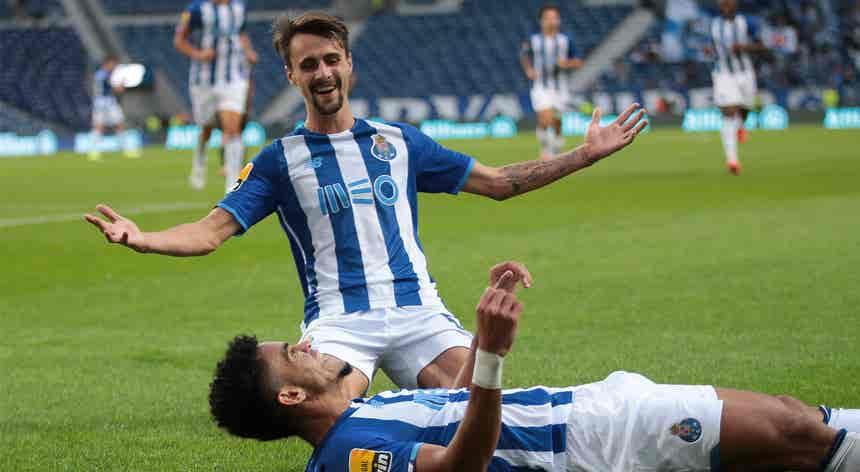 FC Porto 5-0 Moreirense